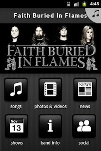 Faith Buried In Flames - screenshot thumbnail