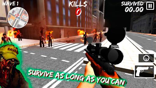 Zombie Sniper Game 1.08 screenshots 6