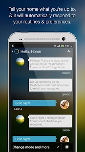 SmartThings Mobile - screenshot thumbnail