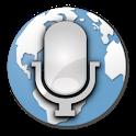 Multilingual Voice Search icon