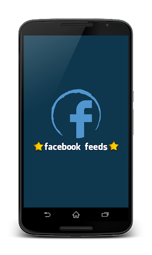 Feeds Pages for Facebook