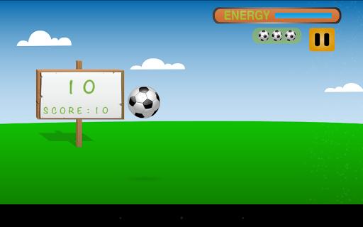 Touchball Challenge