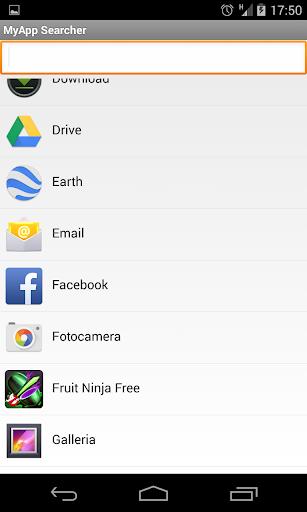 【免費工具App】MyApp Searcher-APP點子