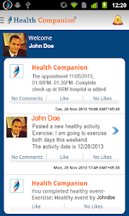 Health Companion- screenshot thumbnail