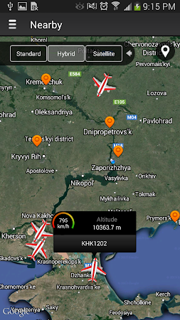 Airline Flight Status Tracking 1.7.5 screenshot 206384