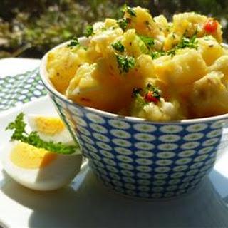 Homemade Mustard Salad Dressing