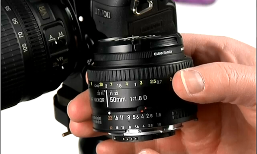 Nikon D7000 Beyond the Basics - screenshot thumbnail