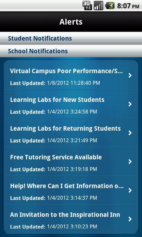 AIU Mobile – Phone - screenshot