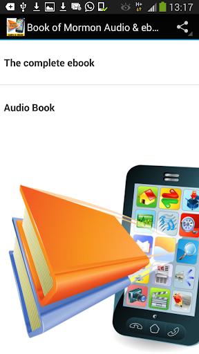 Book of Mormon Audio eBook