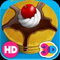 Cake Pancake Cooking icon