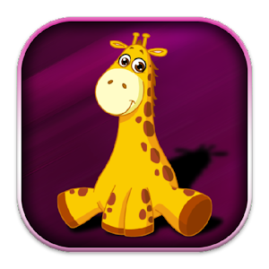 Dancing Giraffe Icon