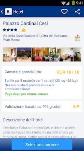 Booking.com: +750.000 hotel- miniatura screenshot