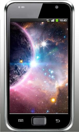 Space Fantasy Live Wallpaper