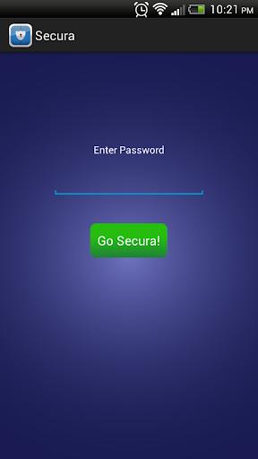 Secura Password Manager