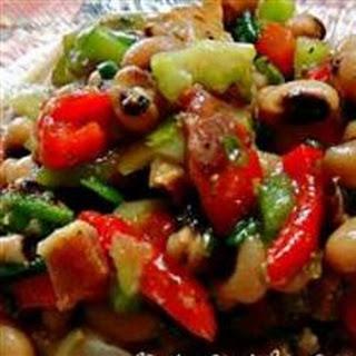 Kate's Black-Eyed Pea Salad