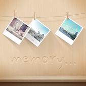 Memory Atom Theme