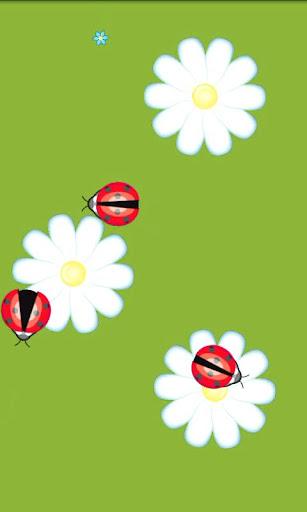 Ladybug Garden Live Wallpaper