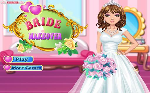 Bride Makeover - Girl Games 2.1 screenshots 5
