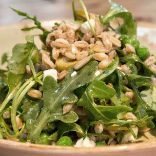 Farro Spoon Salad with Arugula
