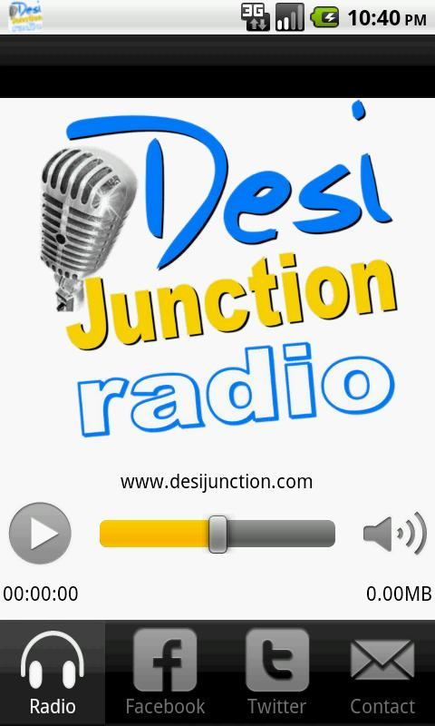 Desi Junction Radio- screenshot