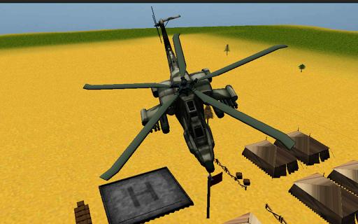 戰鬥直升機3D飛行|玩模擬App免費|玩APPs