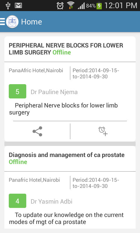 PSK CPD- screenshot