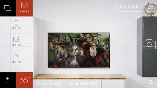 VIZIO Showroom- screenshot thumbnail
