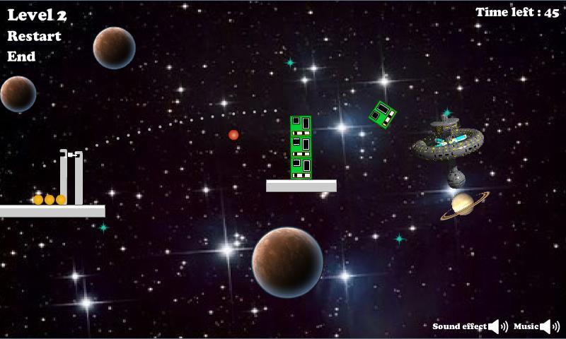 SpaceWaste- screenshot