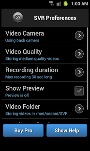 Secret Video Recorder - screenshot thumbnail