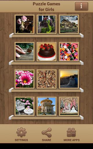 無料解谜Appの女の子のためのパズルゲーム|記事Game
