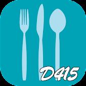 D415 요식업 POS (주방용)