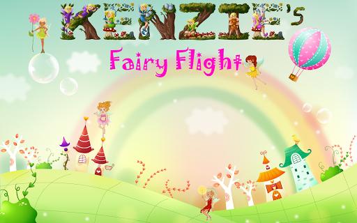 Kenzie's Fairy Flight Game