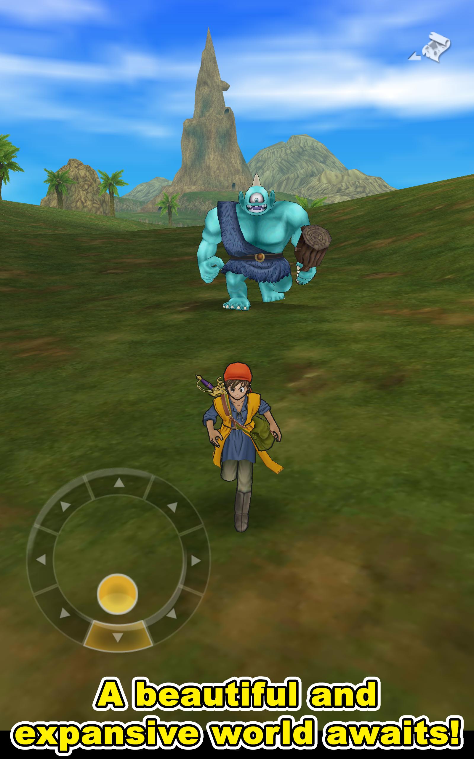 DRAGON QUEST VIII screenshot #8