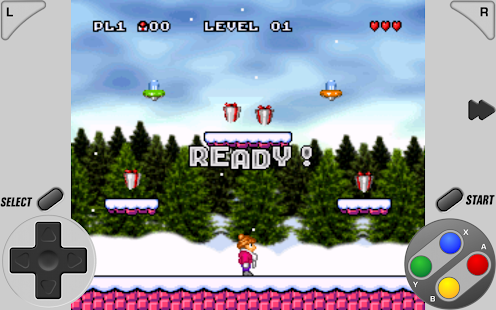SuperRetro16 Lite (SNES)- screenshot thumbnail