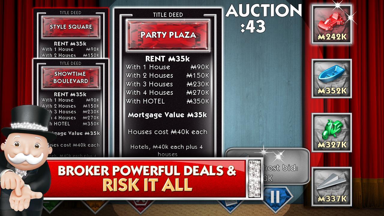 MONOPOLY Millionaire - screenshot