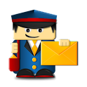 SMS Spam Blocker – Postman logo