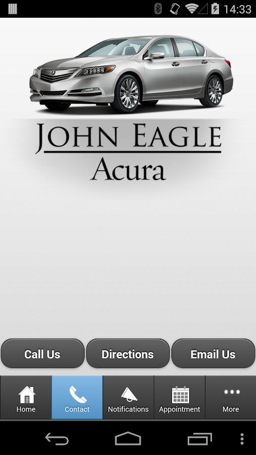 John Eagle Acura Houston Used Cars