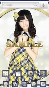 AKB48きせかえ 公式 島崎遥香-SS-