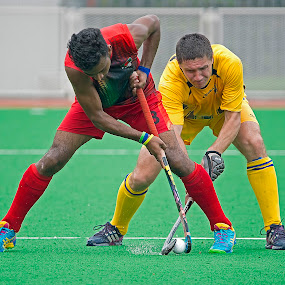 World Hockey League Round 2 Singapore 2015 by Foo Fok - People Professional People