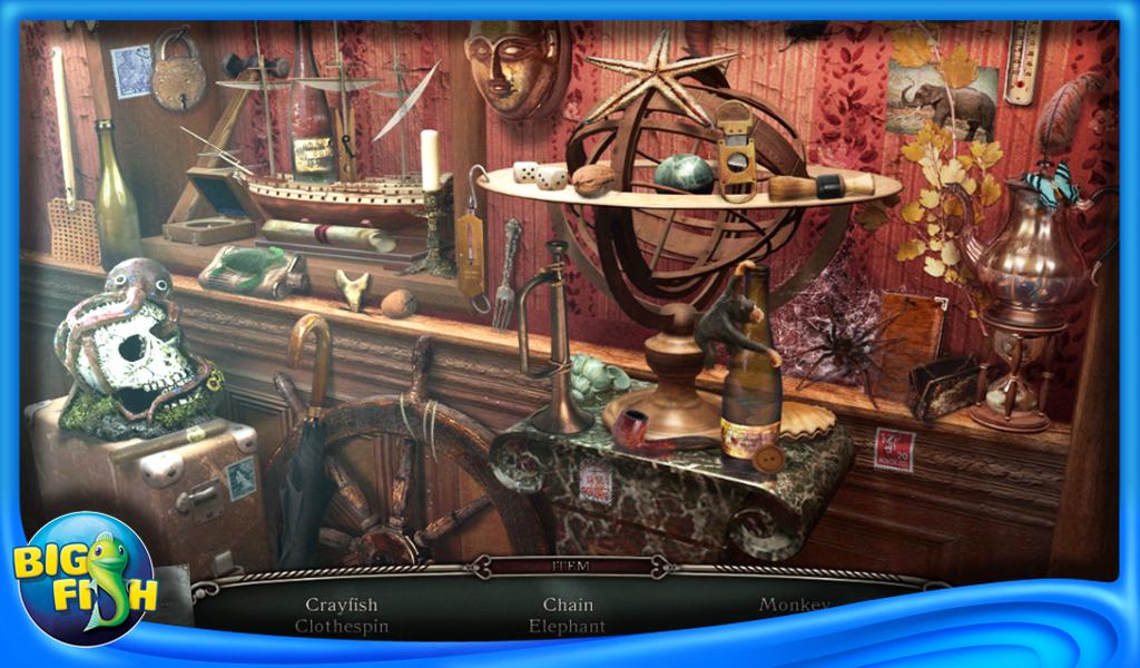 Shiver: Poltergeist CE (Full) - screenshot