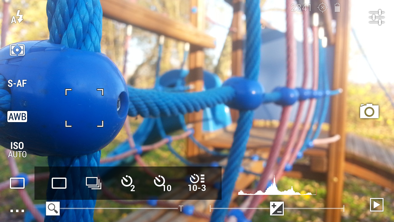 DSLR Camera Pro - screenshot