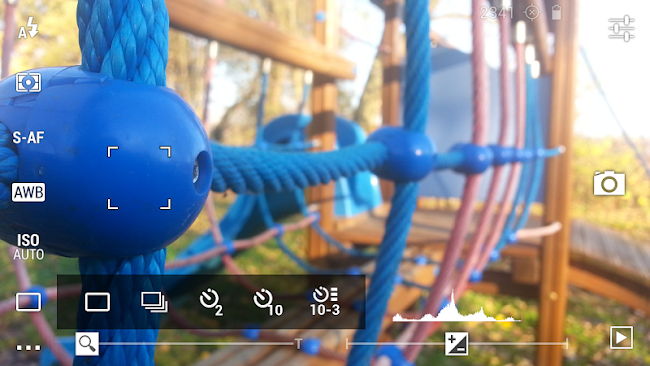 DSLR Camera Pro- screenshot