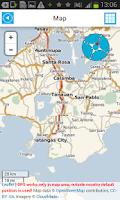 Screenshot of Philippines Manila Offline Map