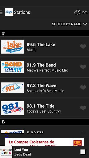 Acadia Radio