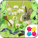 Rabbit and Happiness [+]HOME icon