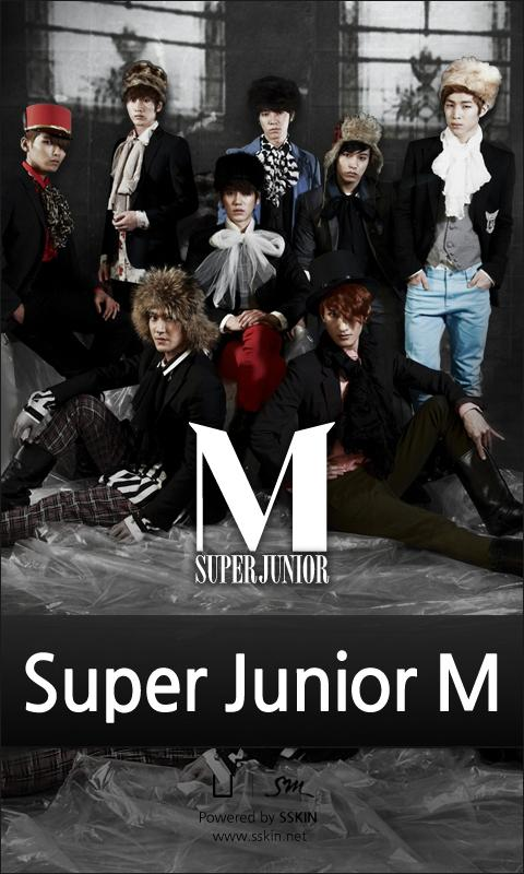 [SSKIN] SuperJunior-M_live - screenshot