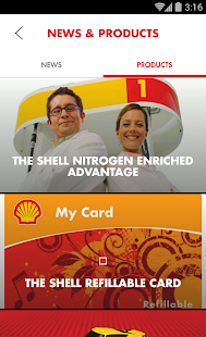Shell Motorist - screenshot thumbnail