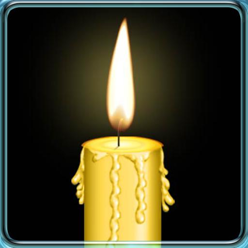 Candle Flame Live Wallpaper LOGO-APP點子