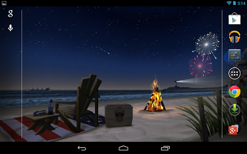 My Beach HD - screenshot thumbnail