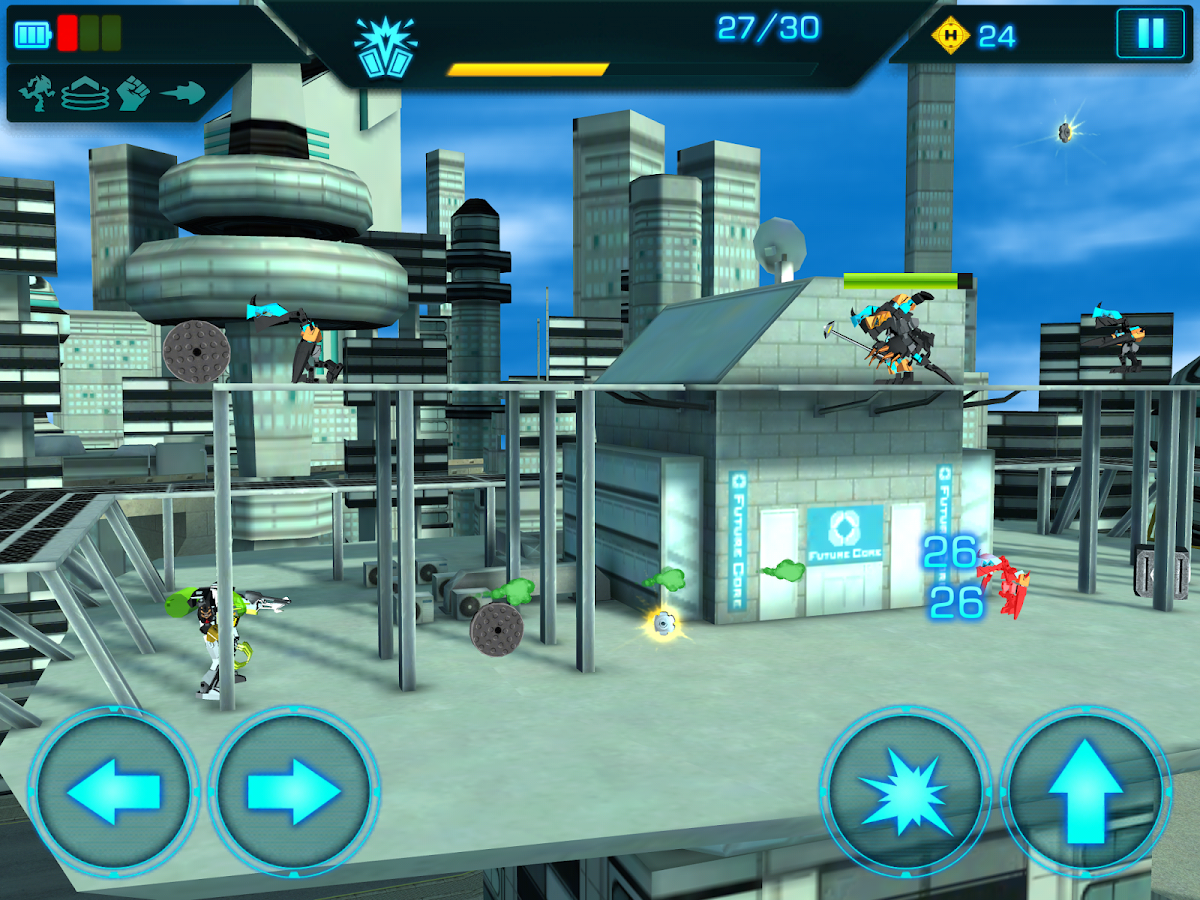 LEGO® Hero Factory Invasion- screenshot
